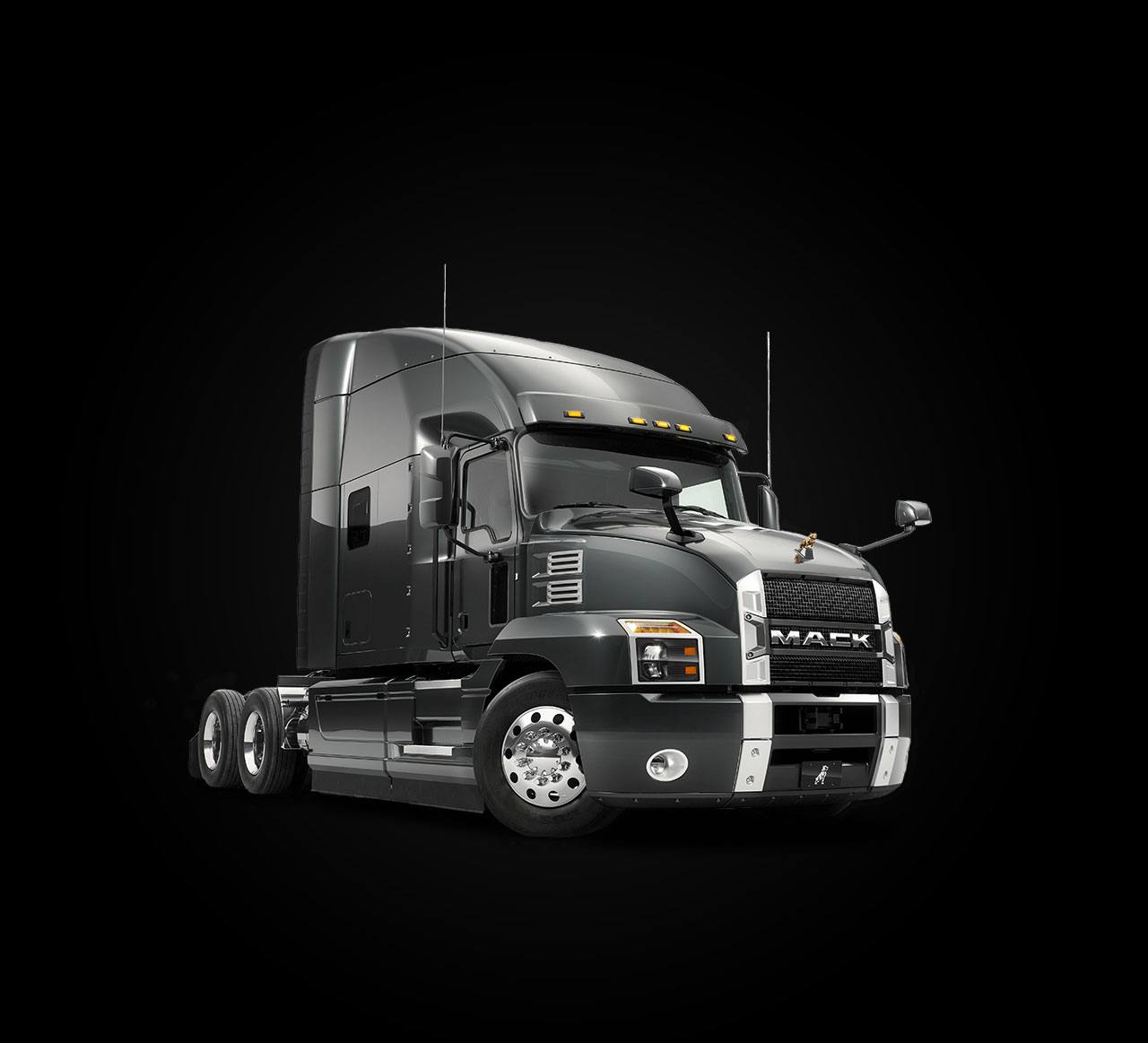 Mack Anthem Features | Mack Trucks