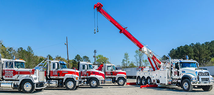 Mike Adams Towing &  Air Cushion Recovery