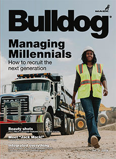 Bulldog Magazine 2016 Vol 2 Cover