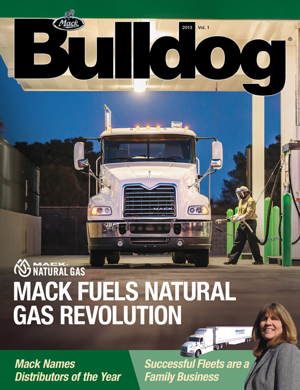 Bulldog Magazine Cover