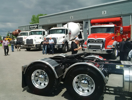Mack boosts service capacity in Canada