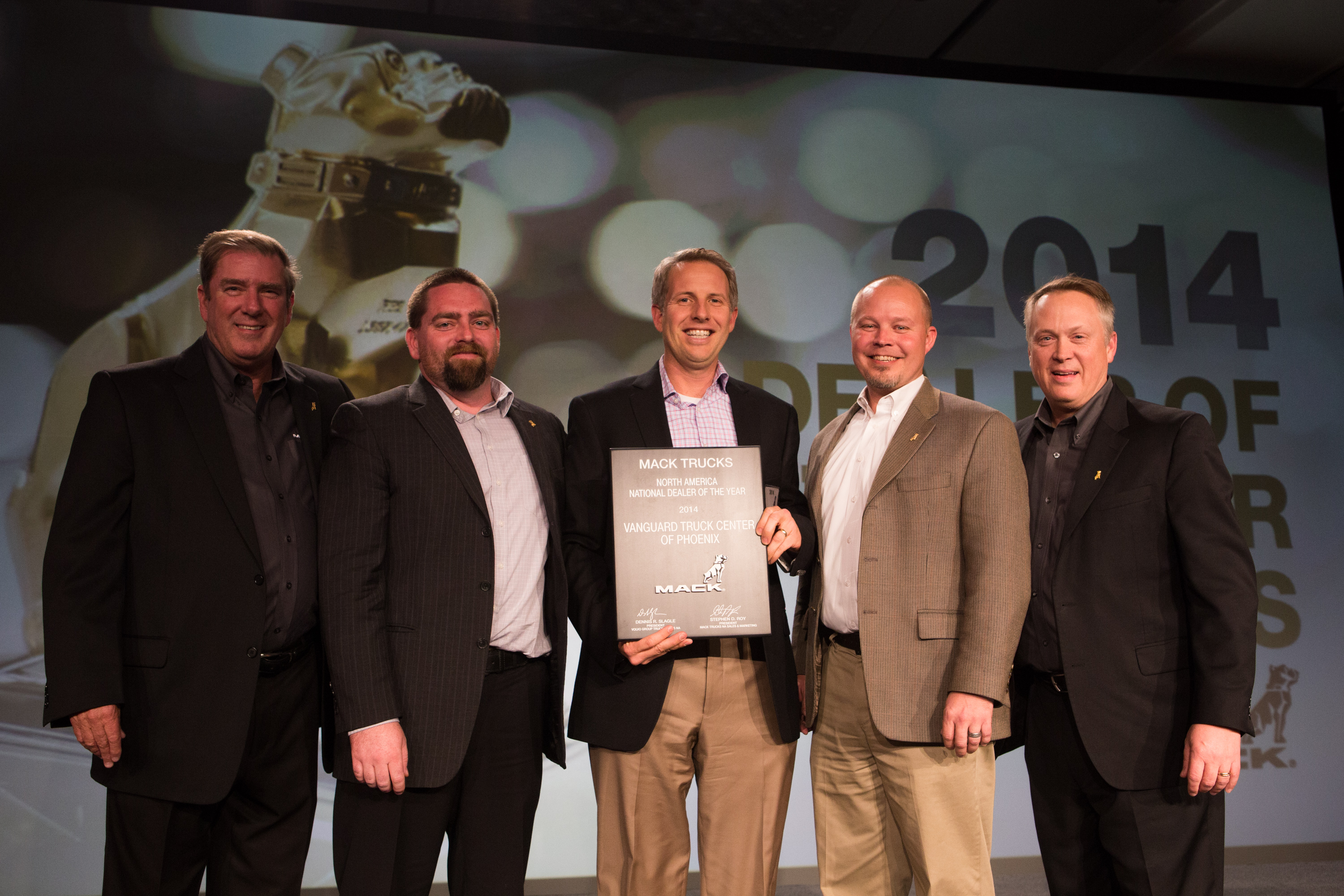 2014 NA Dealer of the Year