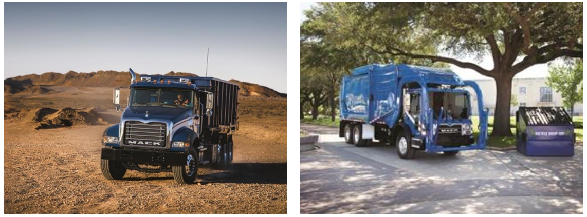 mack waste expo 2015