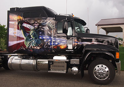 Mack Ride for Freedom