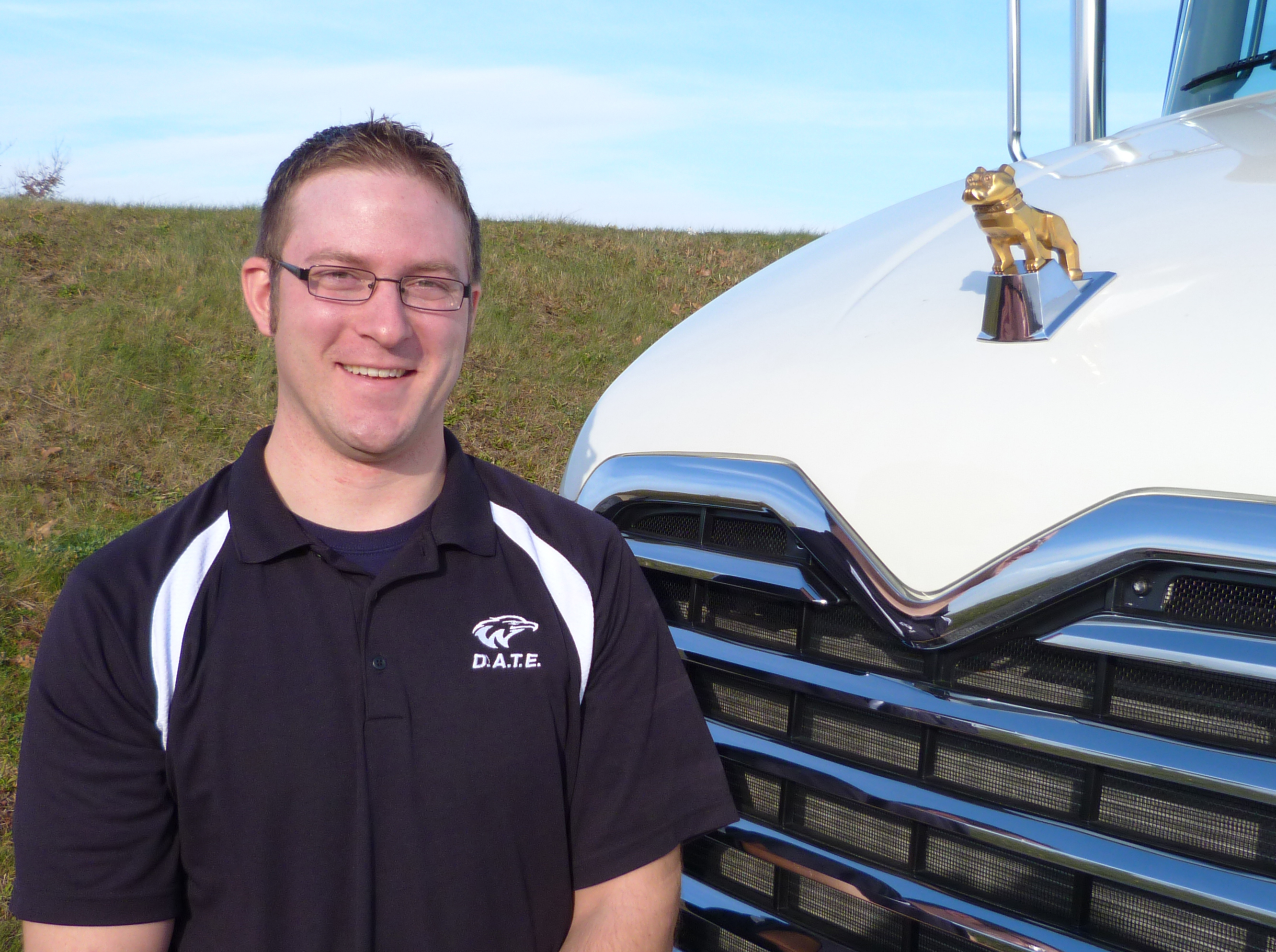 Student enrolled in Wyotech Diesel Advanced Technology