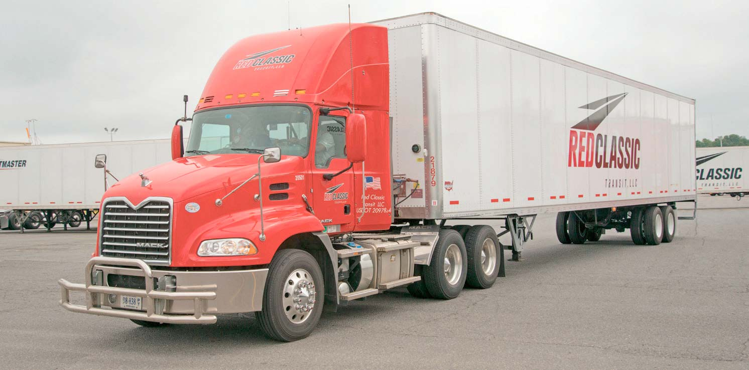 Mack Trucks helps Red Classic meet the demands of a fast-paced expansion.
