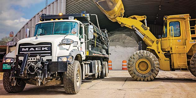 Mack® Granite® tough enough for TDOT