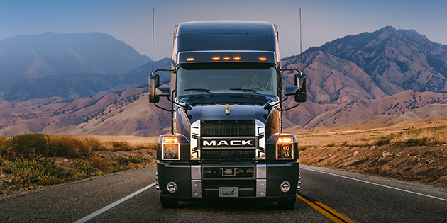 For Less Downtime Choose Mack XLC
