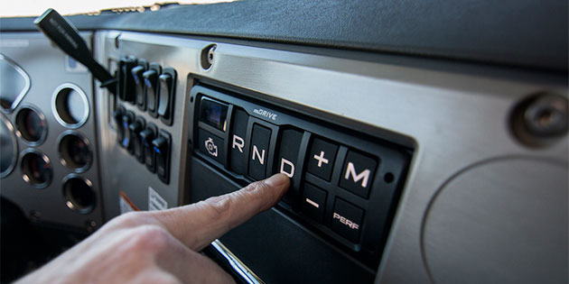mack granite mdrive hd interior cab 2 mack mdrive and mdrive hd features