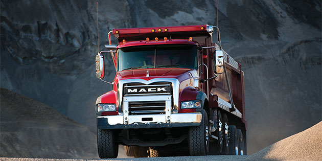 Mack CACs Radiators