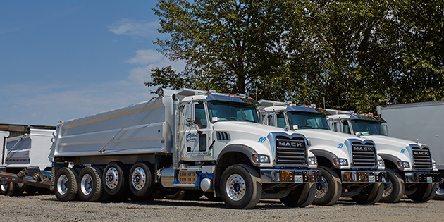J L  Storedahl and Sons crushes it with Mack®