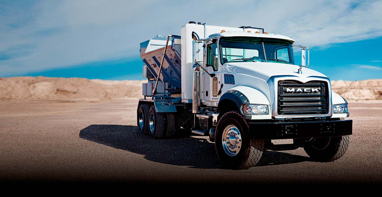 Mack Truck Sales In New England