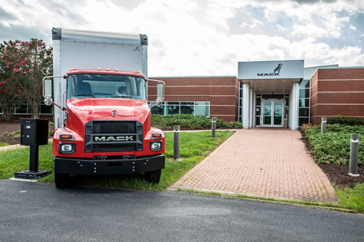 Mack MD Series Production Roanoke Valley