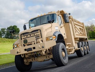 210202---Mack-Defence M917A3 Heavy Dump Truck