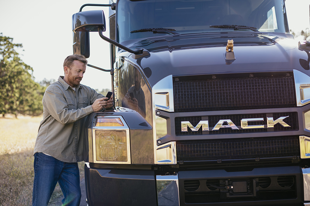 Mack Connected Insurance