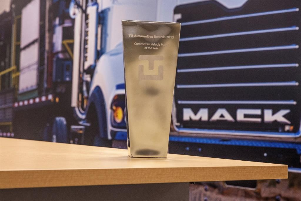 Mack Commercial Vehicle Maker OTY
