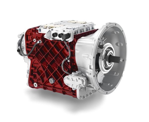 Mack mDrive Automated Manual Transmission