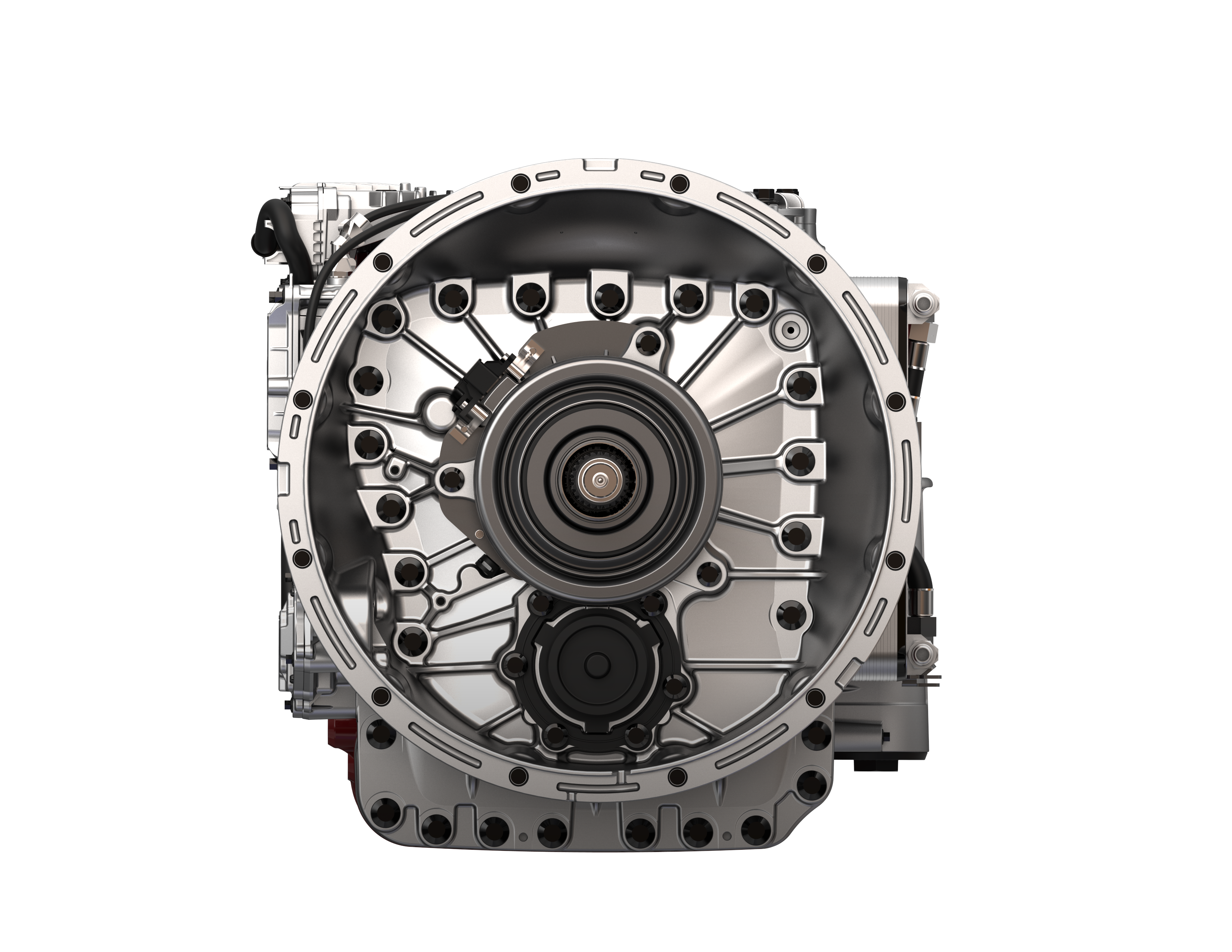 Mdrive Front on Volvo D13 Engine Service Manual