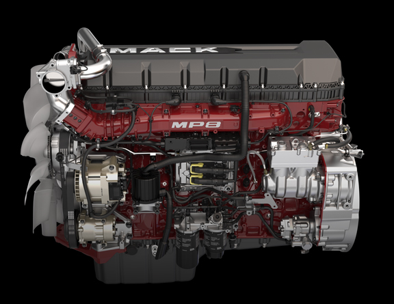 mp8 semi truck engine | mack trucks  mack trucks