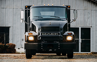Mack Trucks MD Elite