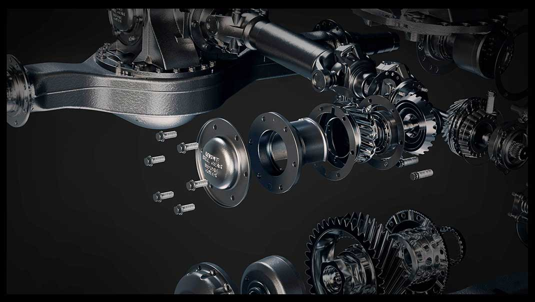 Mack Axle Features-YouTube
