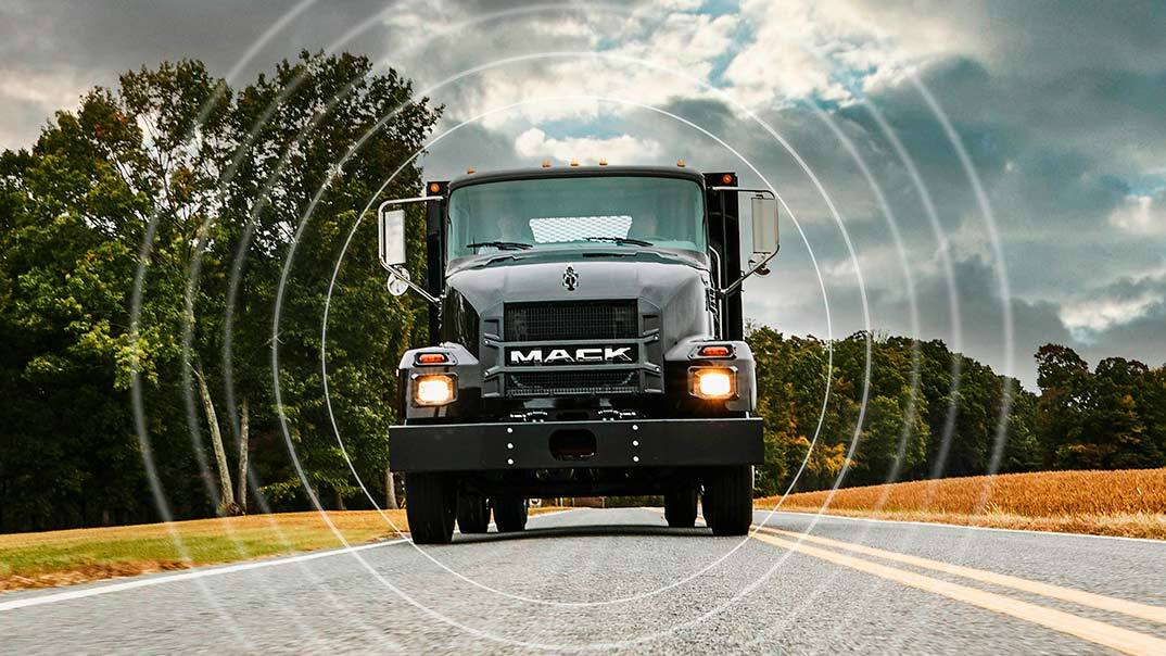 Mack Trucks MD Uptime