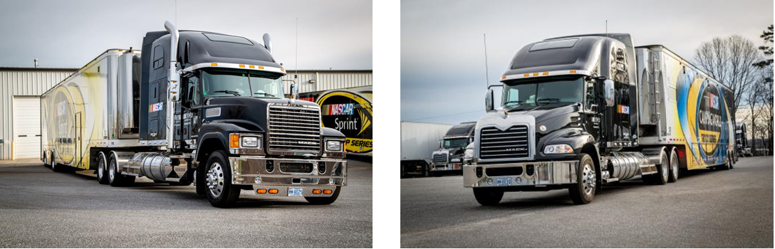 Mack Trucks and NASCAR