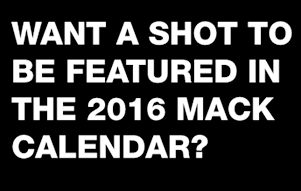 Mack Trucks Facebook Calendar Contest