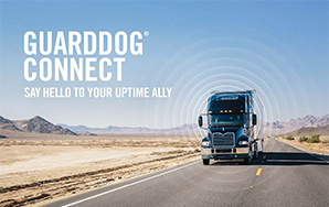 GuardDog Connect Mack Truck