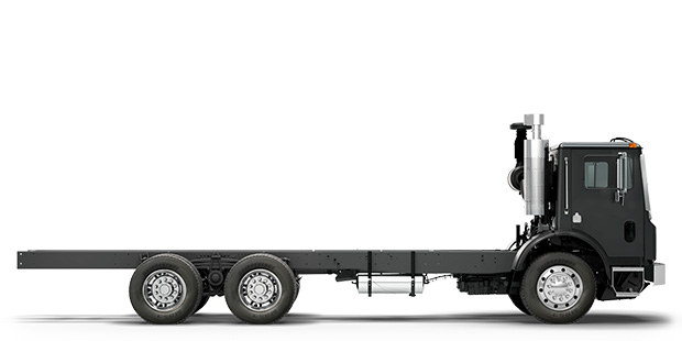 TerraPro Cabover side view